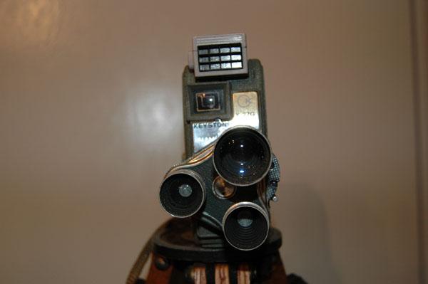 BJ's Movie Camera Inventory: 8MM Cameras