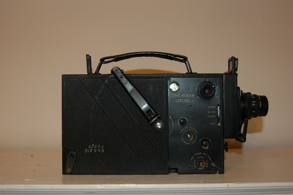 BJ's Movie Camera Inventory: 16MM Cameras